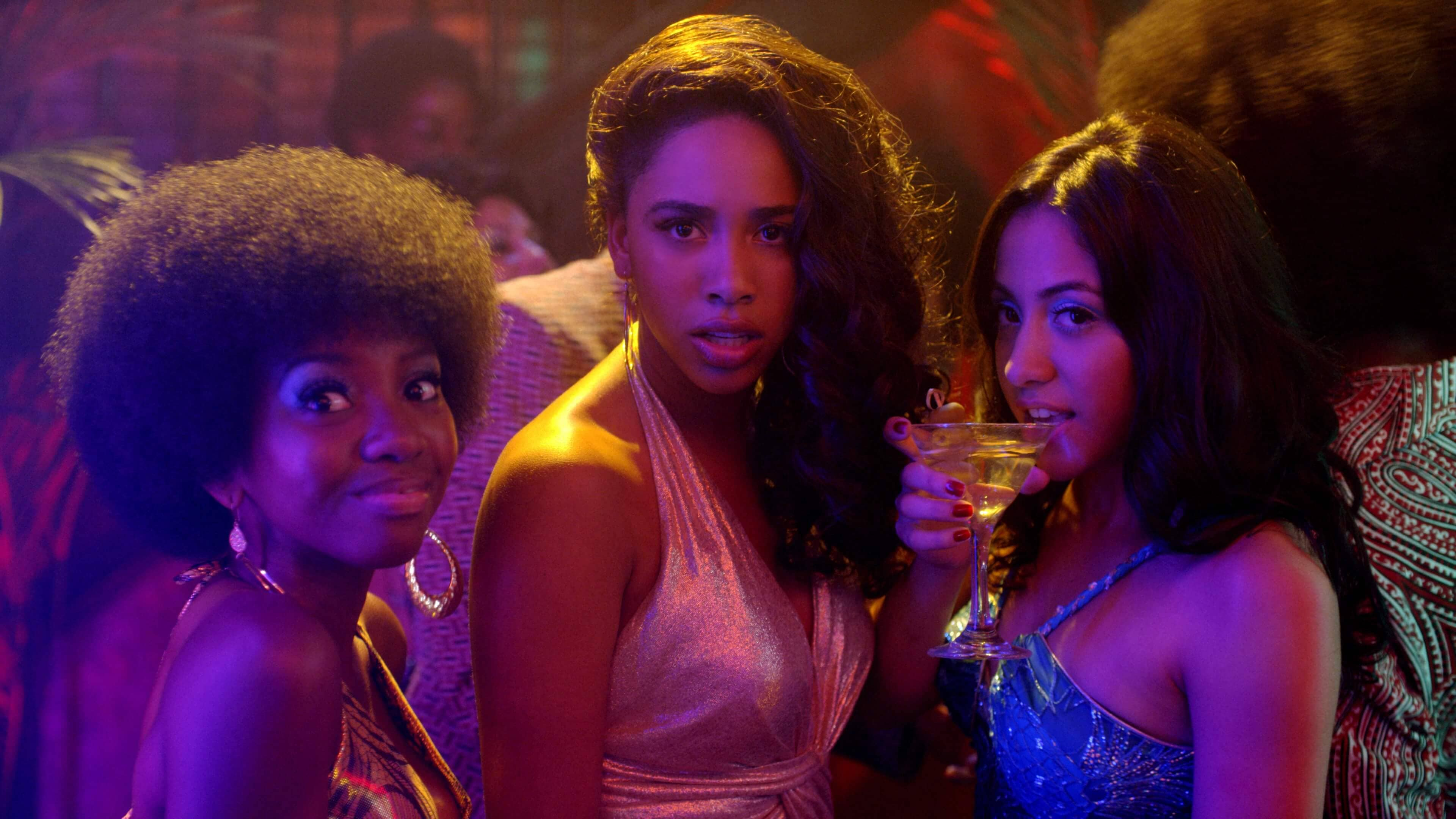 "70s Hairstyles We're Loving from ""The Get Down"""