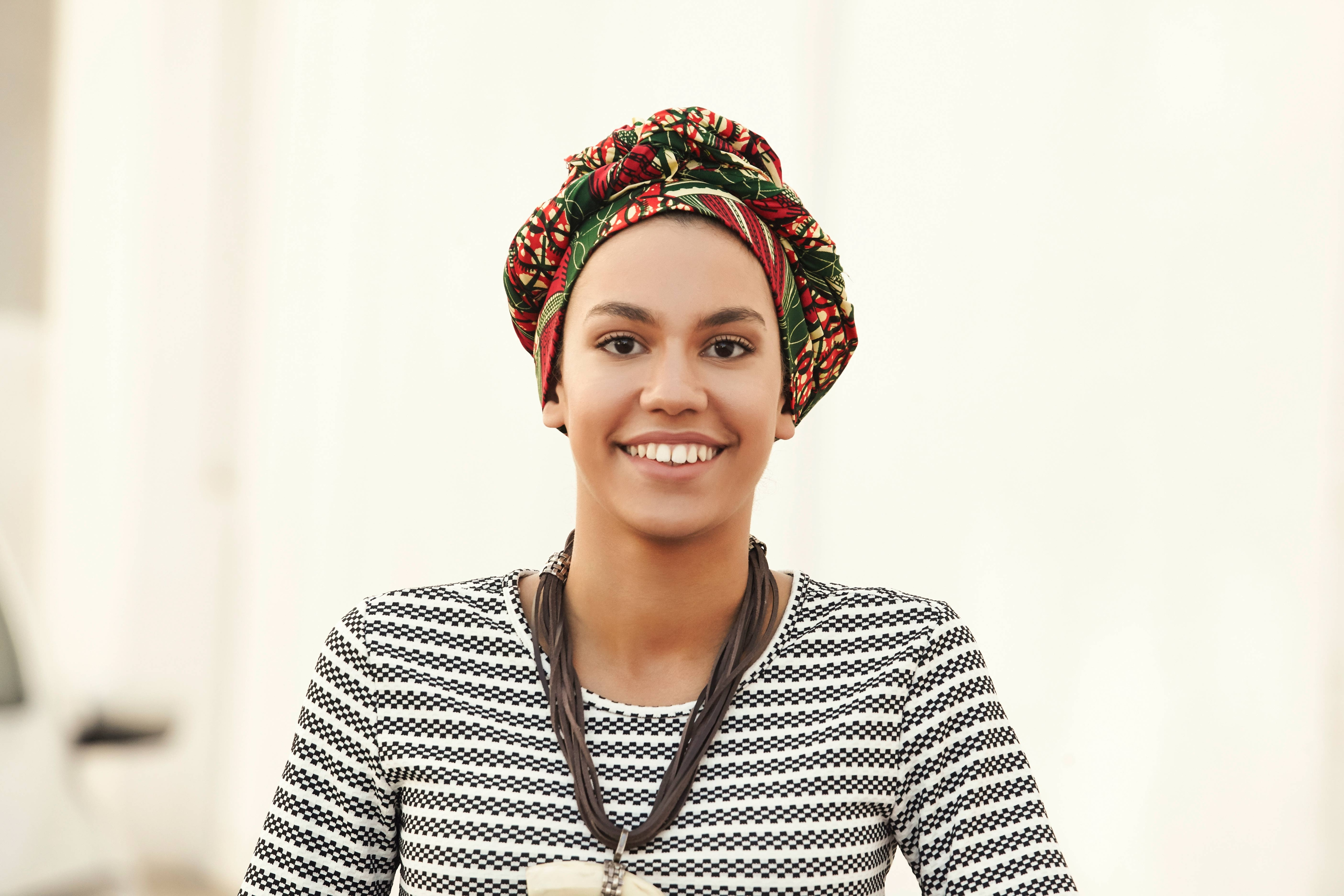 headwrap is one cool accessory for the fall