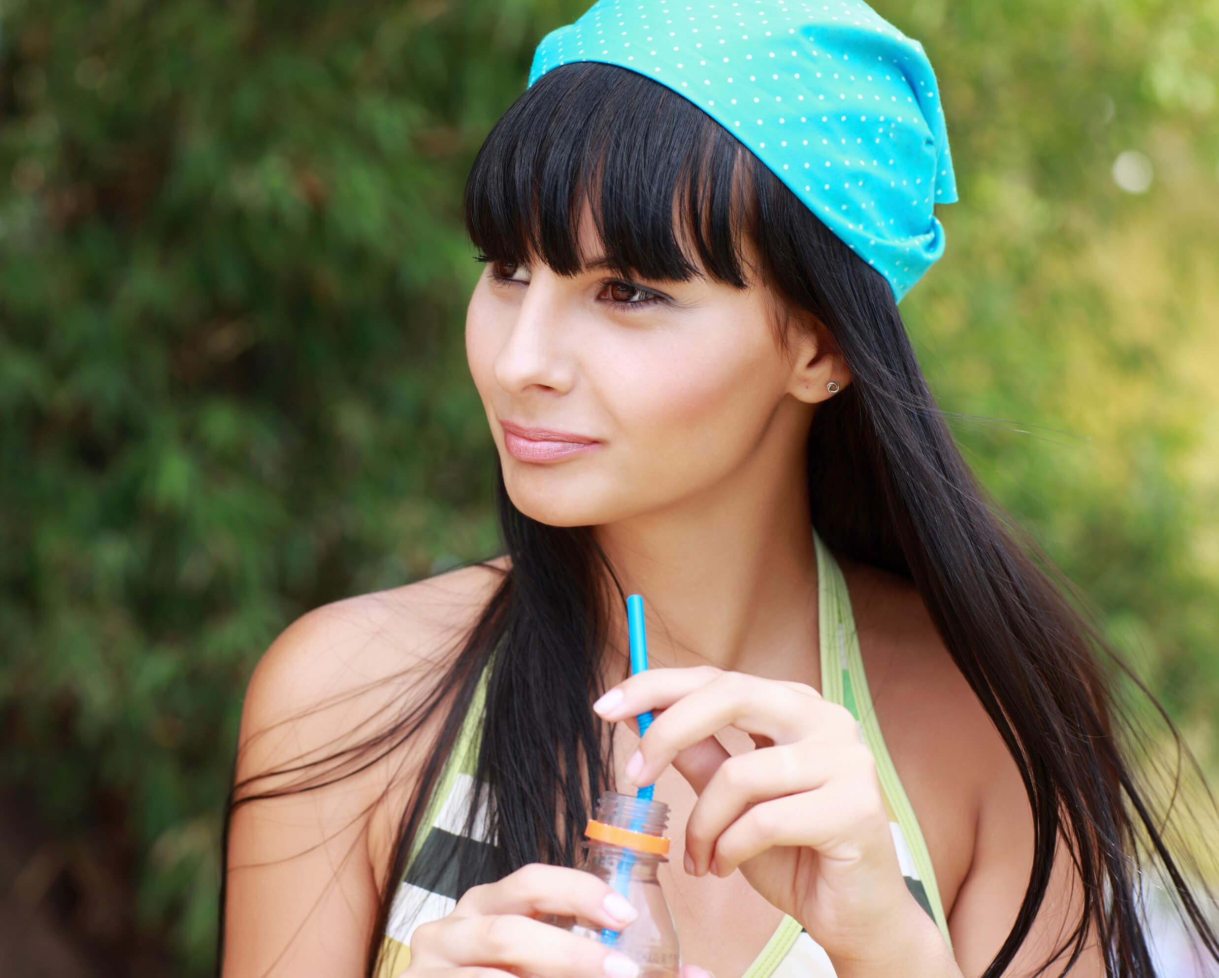Long Bangs: Are you Ready to Try This Trend?