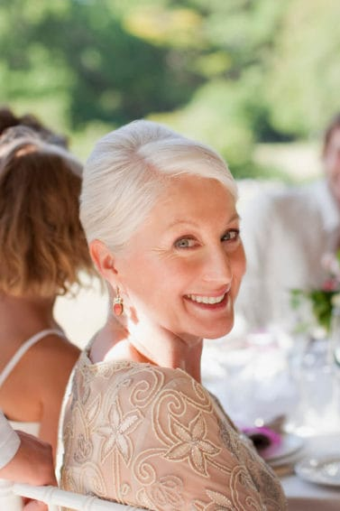 mother of the bride hairstyles to try