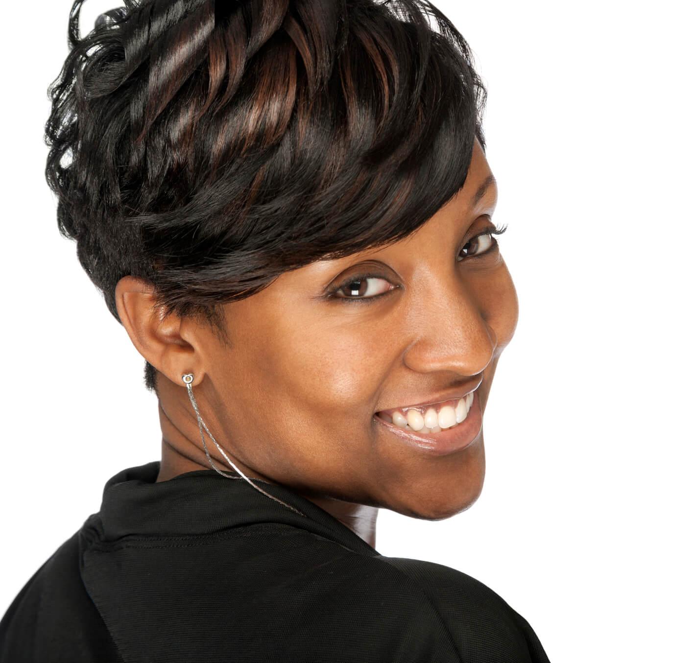 Short Hairstyles For Black Women 2016