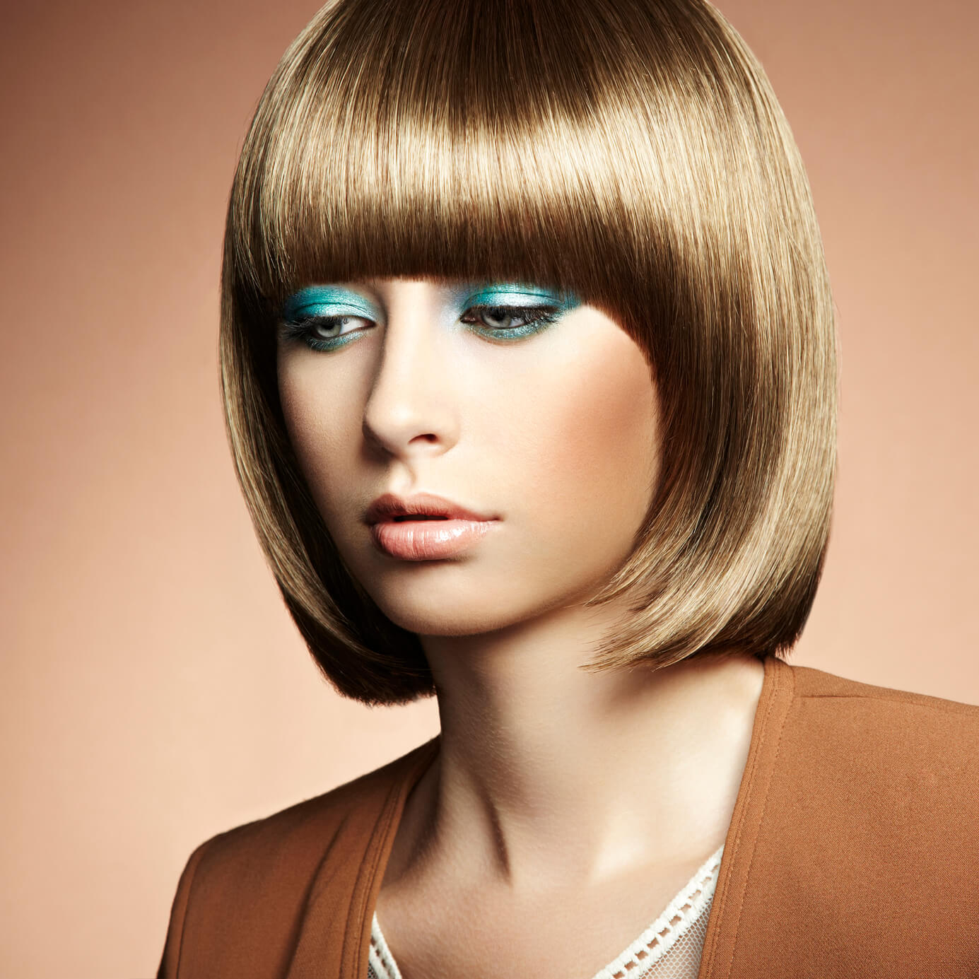 Short Wig Hairstyles with bangs