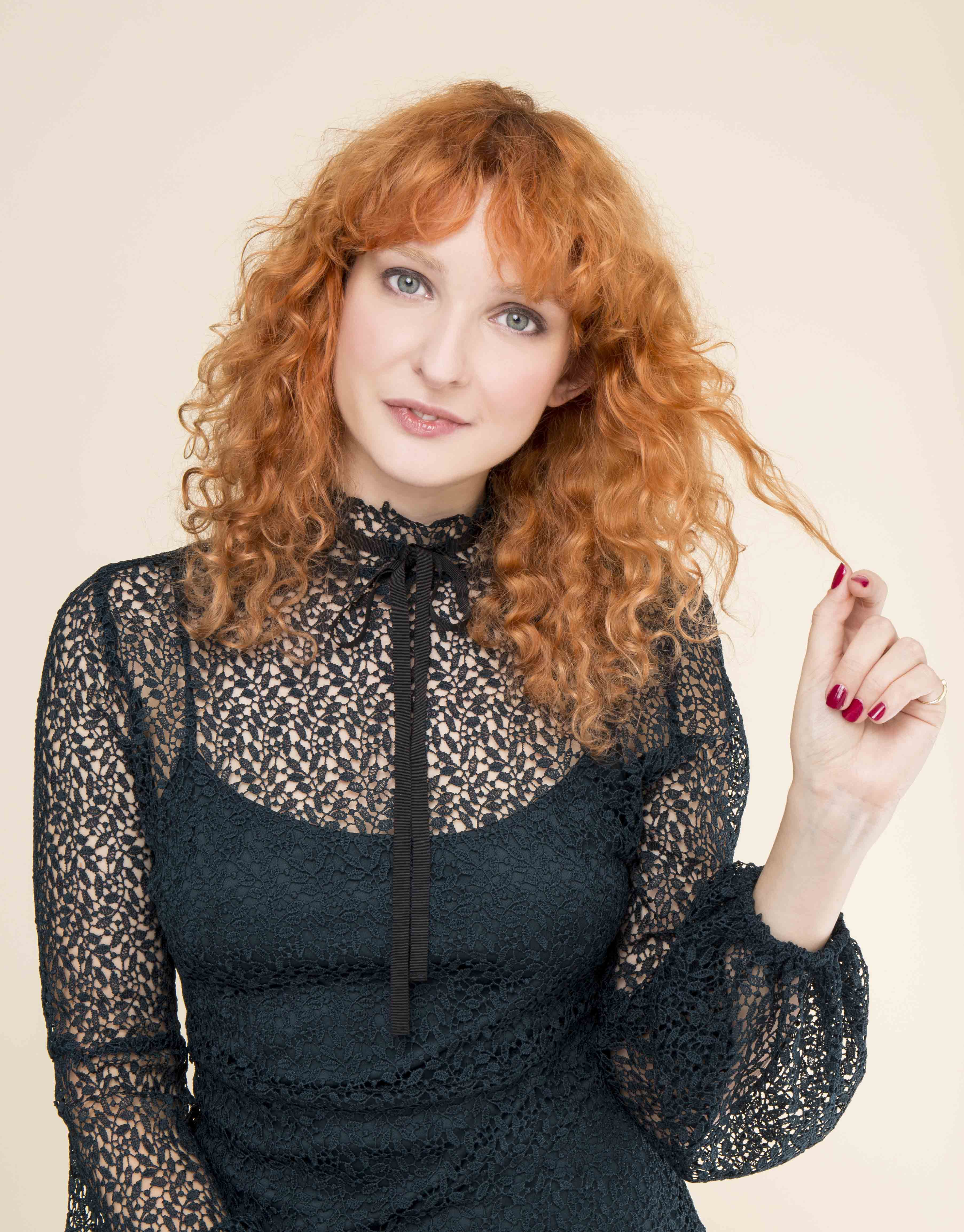 Terrific Curly Hair With Bangs How To Incorporate A Fringe Into Your 39Do Hairstyle Inspiration Daily Dogsangcom