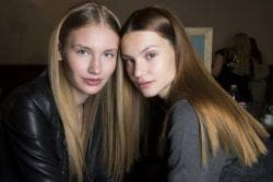 how to get glossy hair holiday season