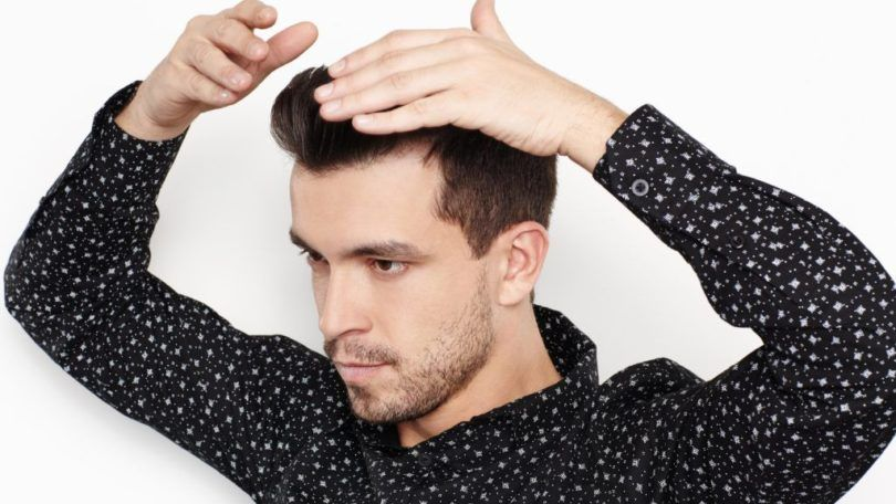 how to style a quiff for work