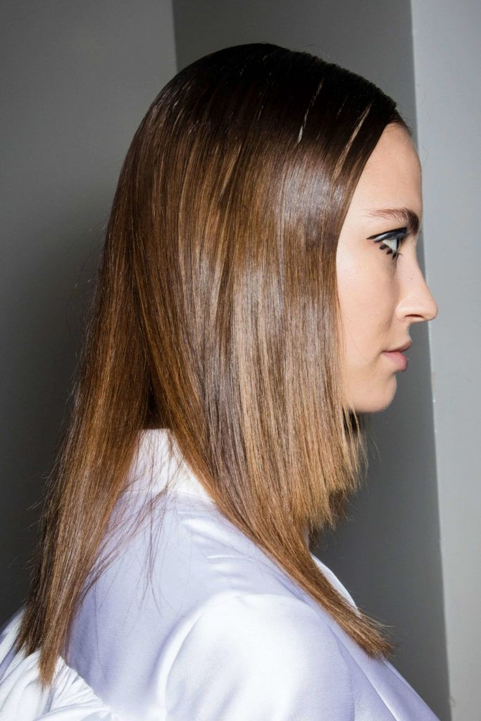 8 flat iron hairstyles to try this season