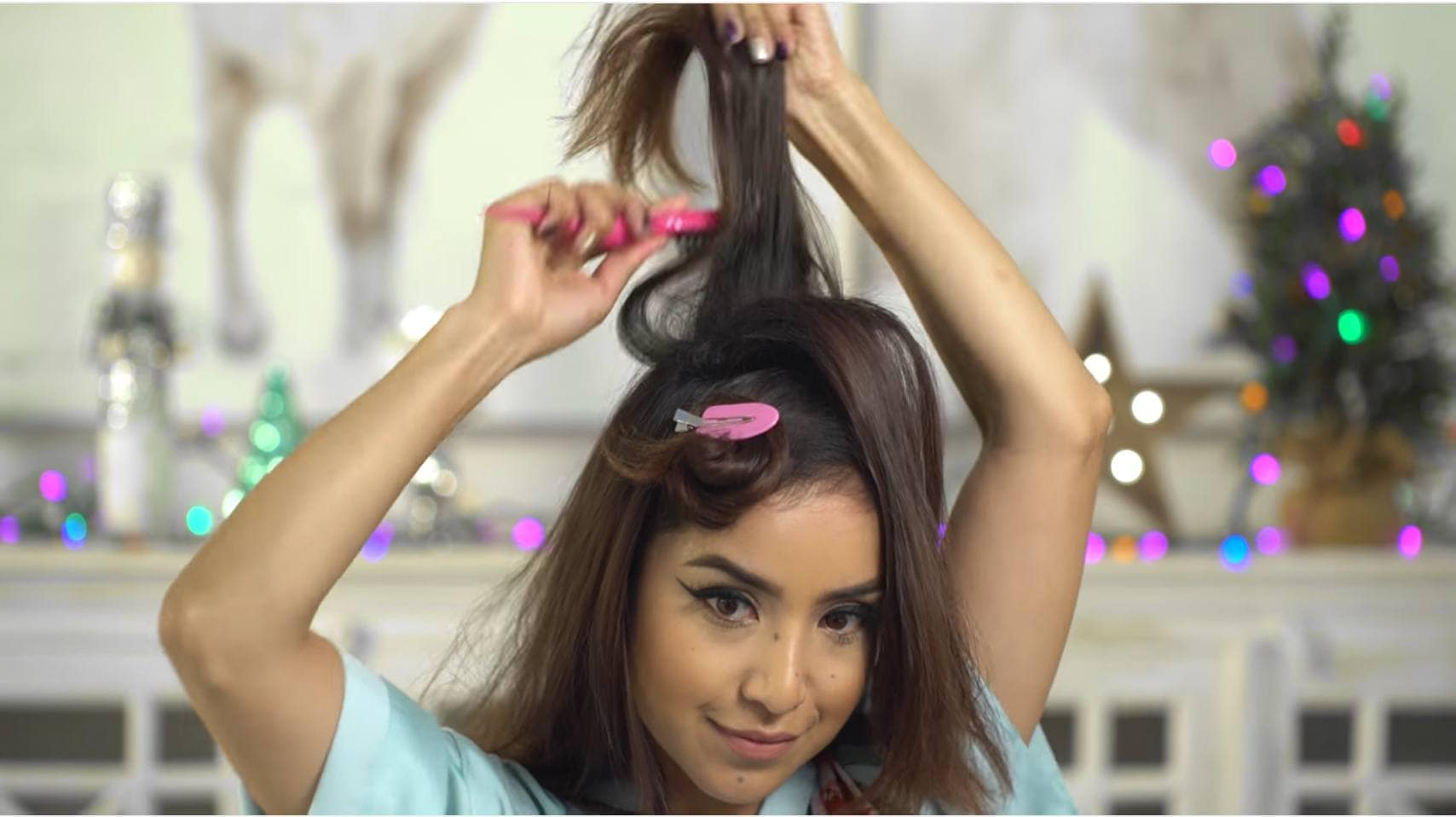beehive hairstyles dulce candy tease