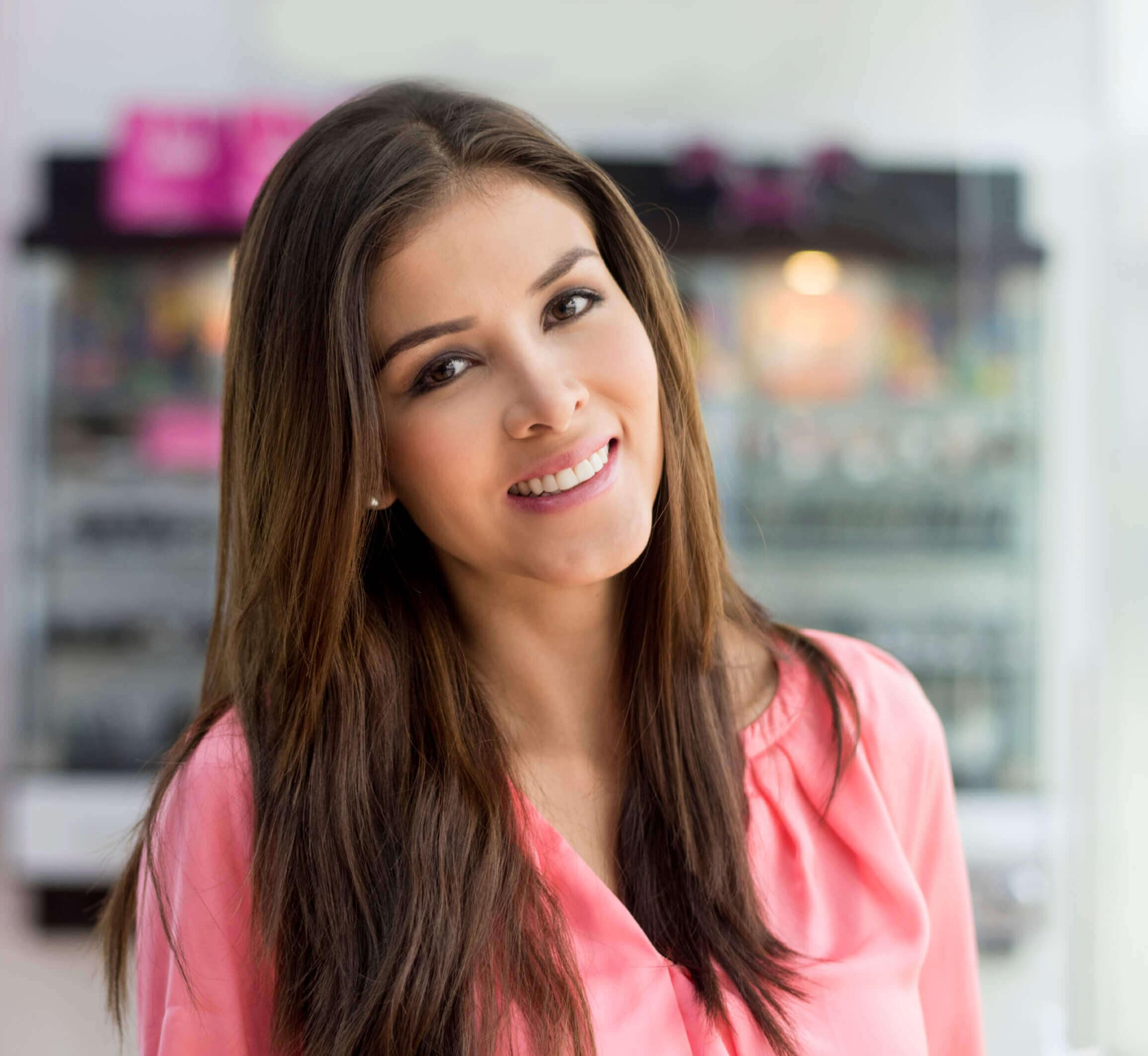 Chestnut Brown Hair: Why We Love This Hue for the Holidays Chestnut Brown Hair