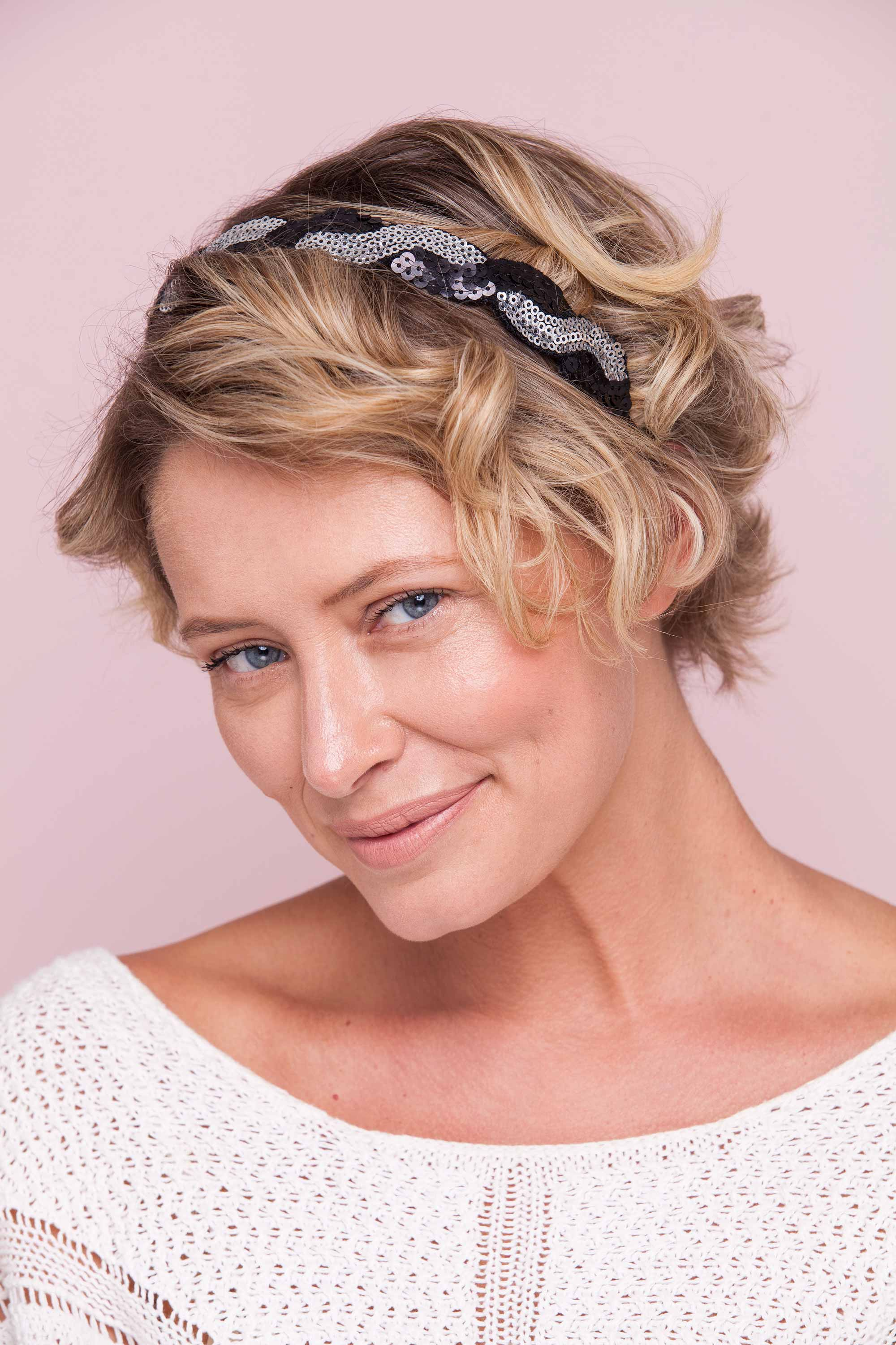 Headband Hairstyles 10 Easy And Charming Party Looks