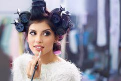 how to use hair rollers to curl your hair