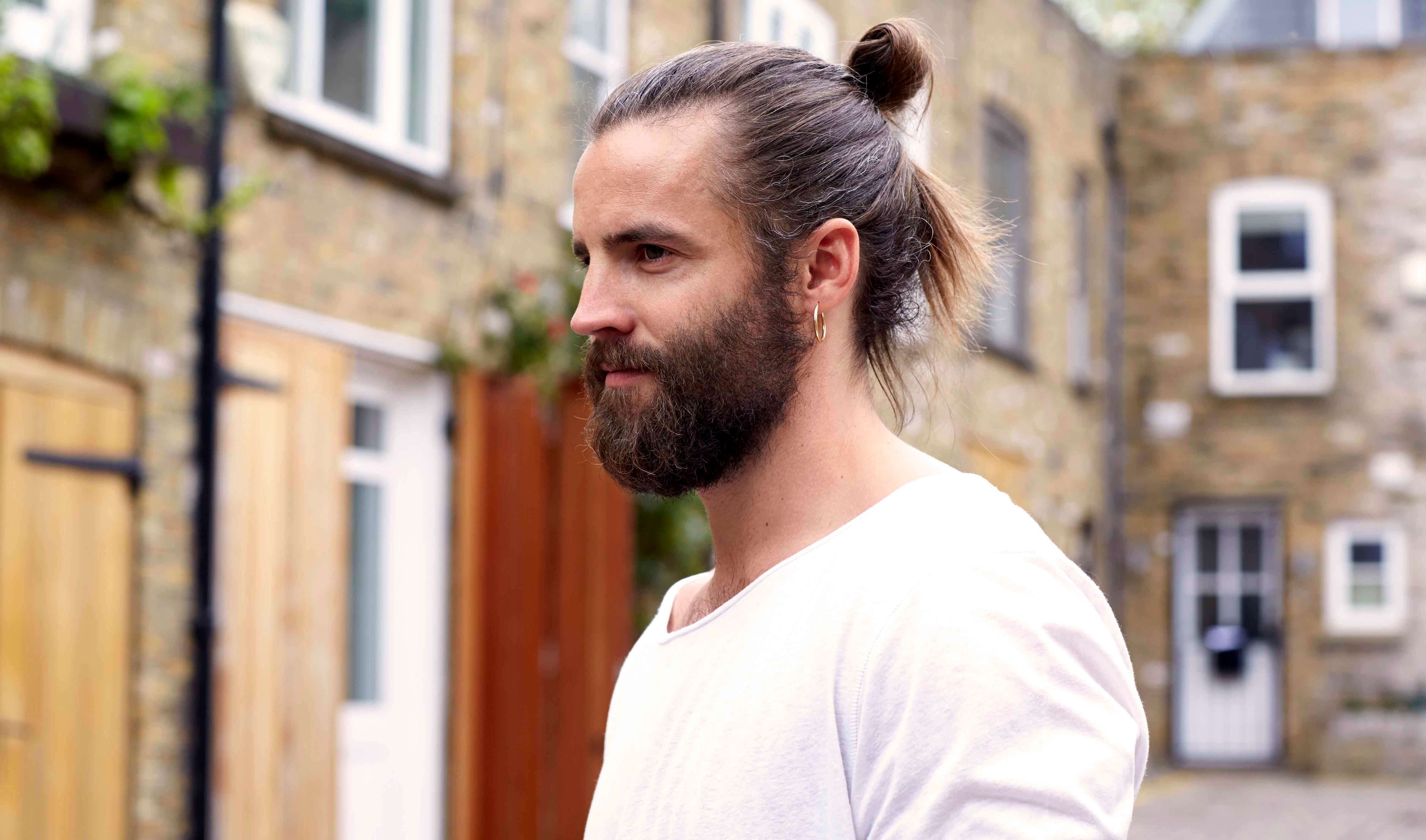 Man Bun and Beard Combos We're Kinda Obsessed With