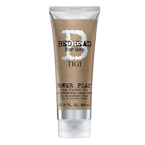 BED HEAD FOR MEN by TIGI POWER PLAY GEL