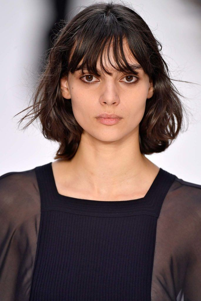 fringe styles for hair bangs 2018 your fringe forecast as seen on the fashion 6003