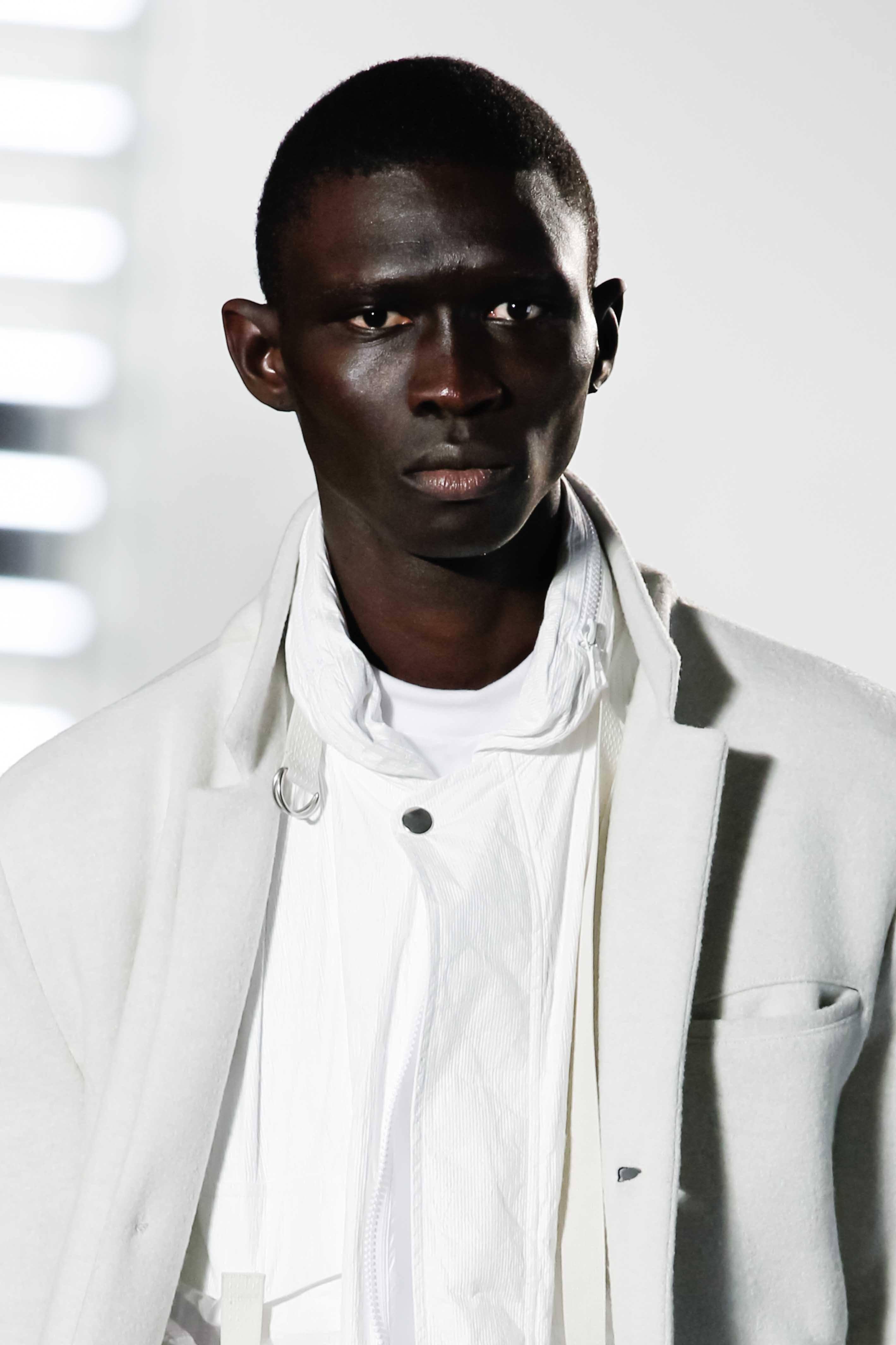 black men's hairstyles for short hair buzz cut