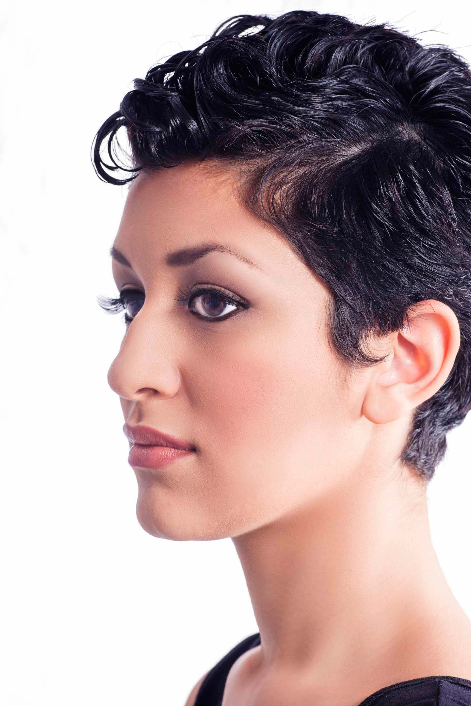 best way to style hair style pixie cuts hair tips and advice to make the most 7154