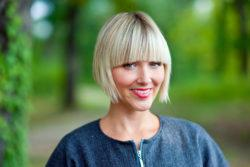 cool straight Hairstyles for Short Hair with bangs