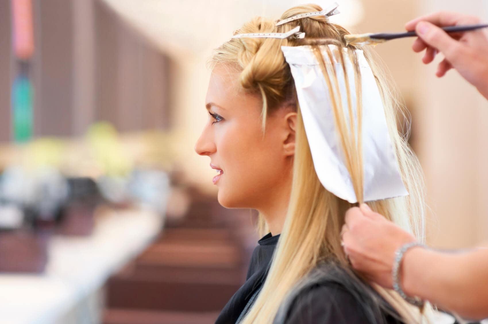Dyeing Blonde 99
