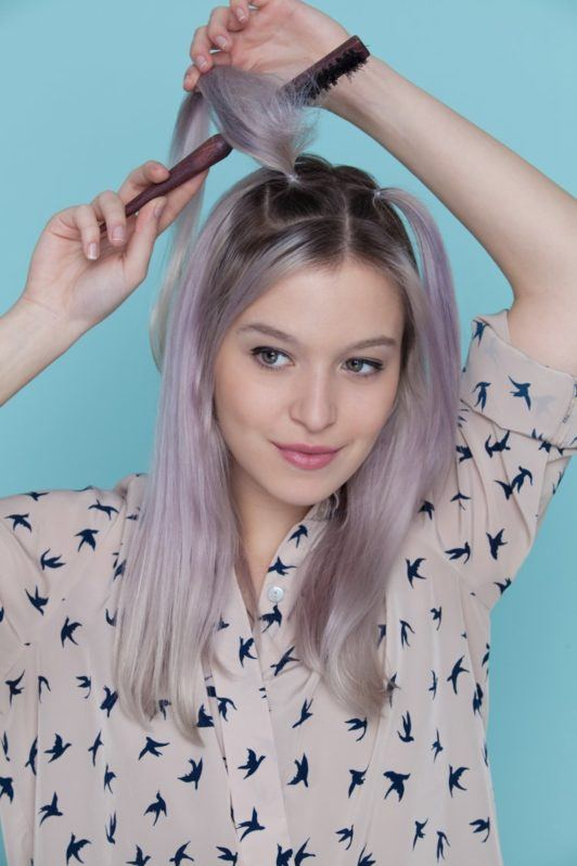 Cute Halloween Hairstyles Super Fun And On Trend Cat Ear