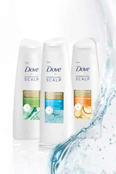Dove DermaCare Scalp Series