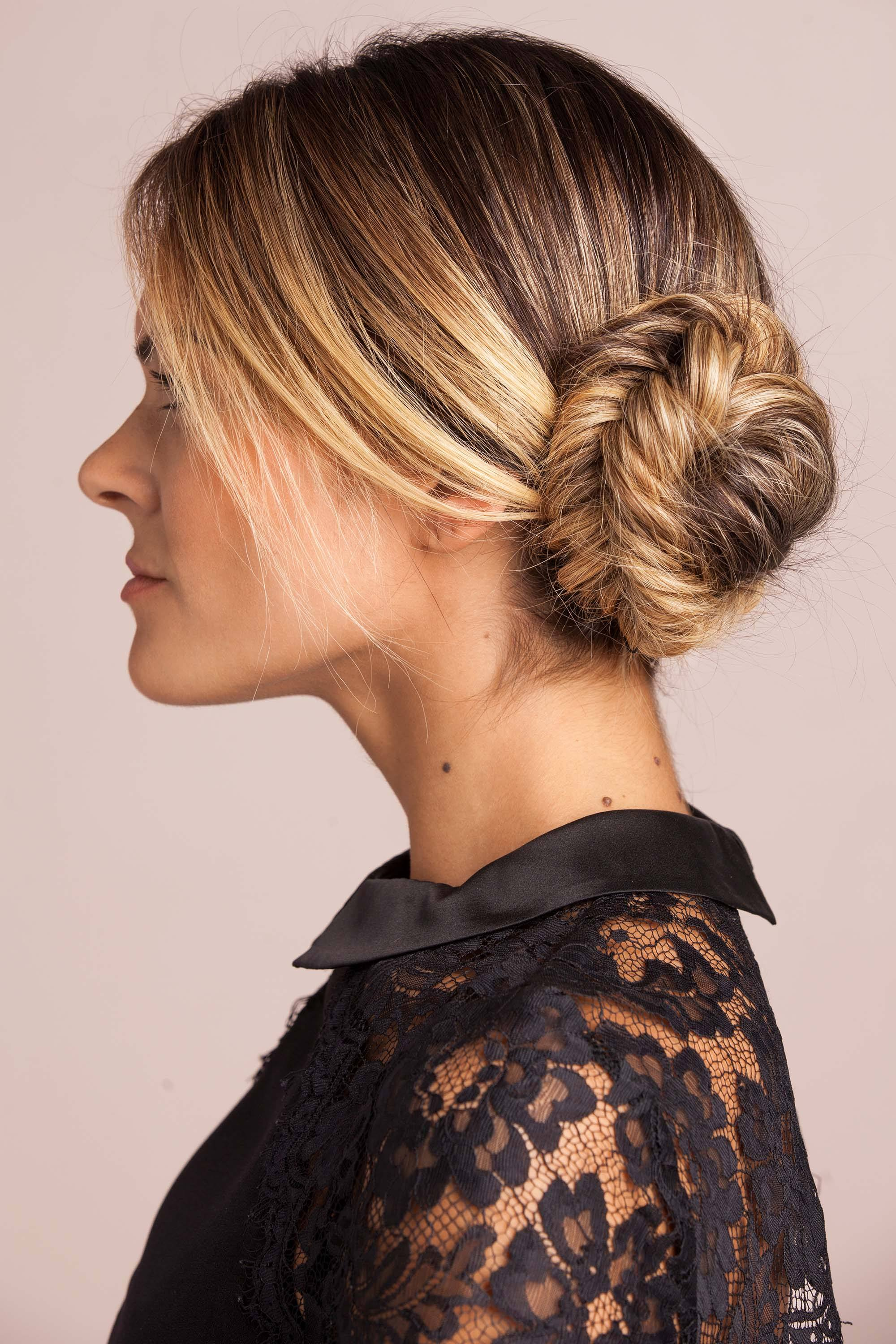 8 Formal Hairstyles for Long Hair to Wear This Winter