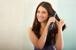 flat iron your hair: tips and advice