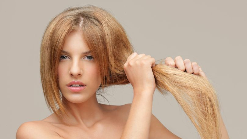 Battling Brittleness What Causes Dry Brittle Hair How To Deal