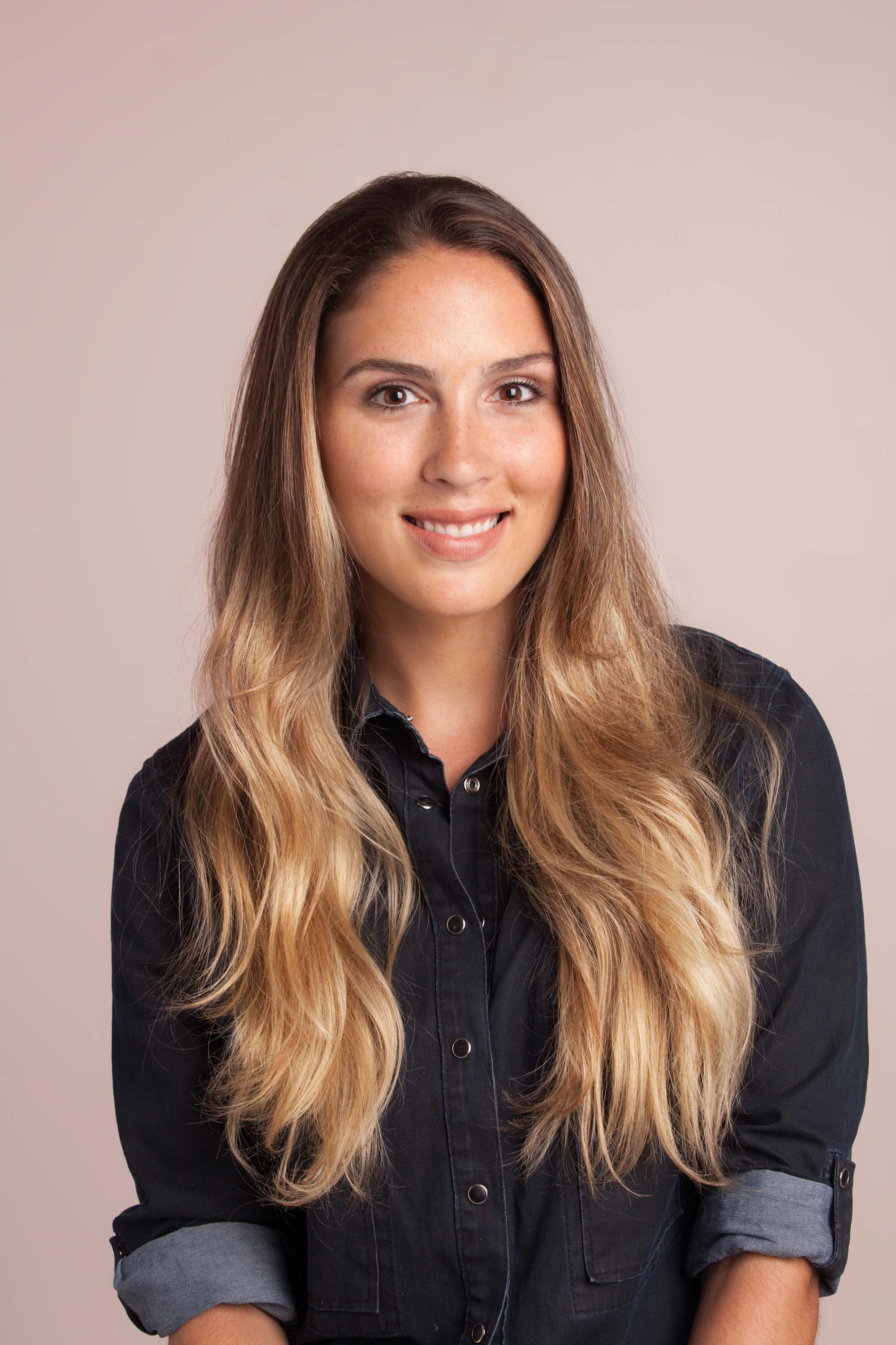 hair color ideas for extensions ombre
