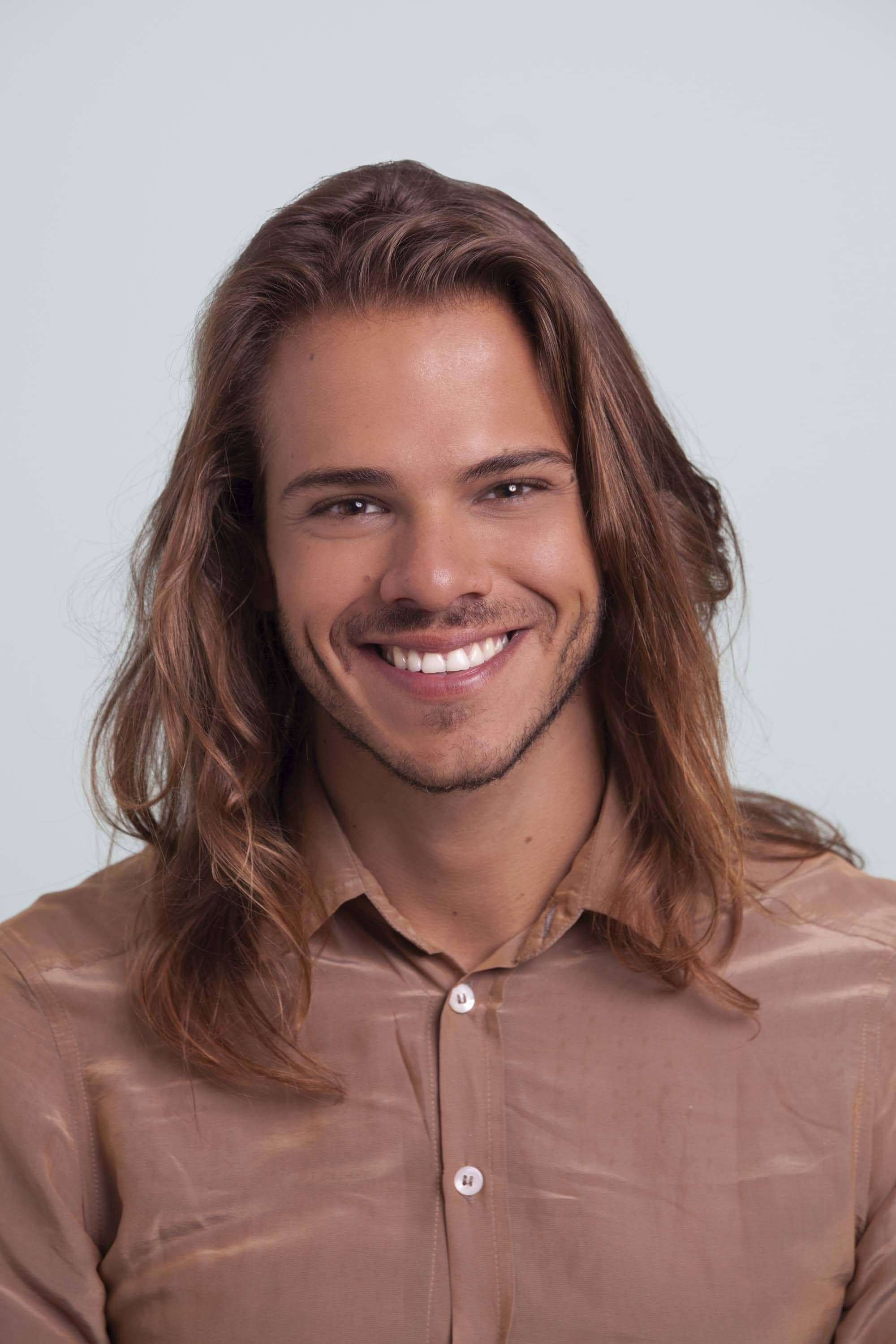 long haired men dating sites