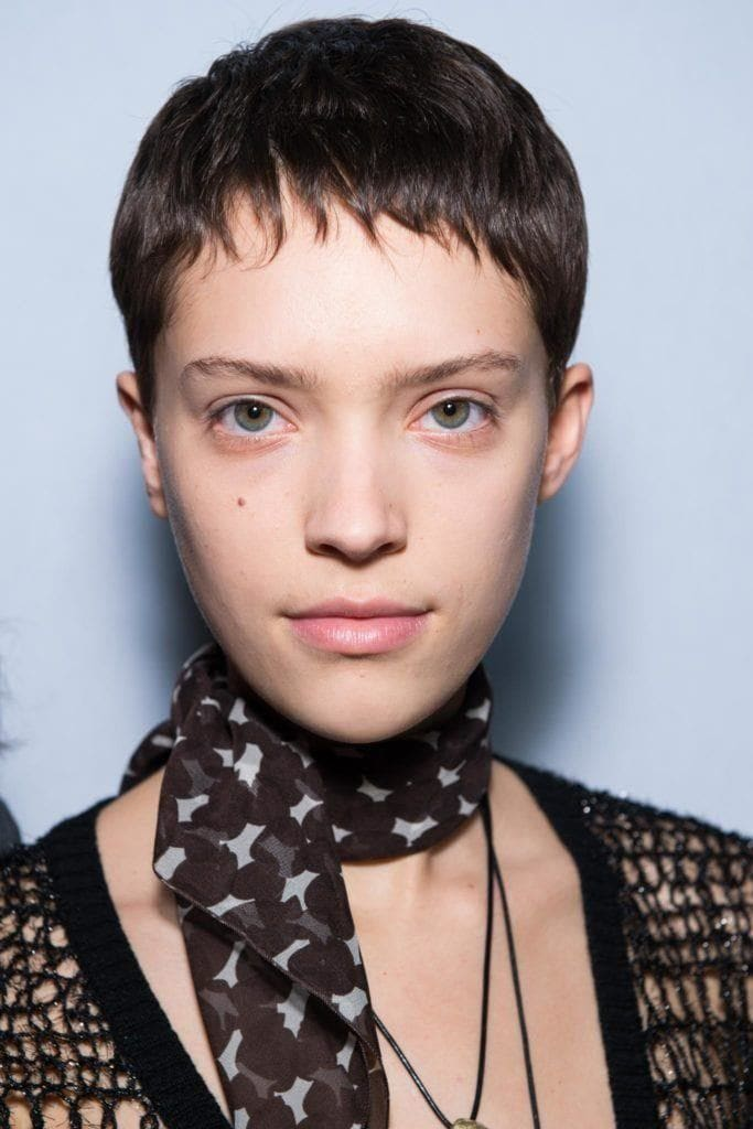 how to cut pixie bangs yourself