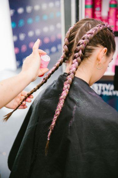 NYFW inspired braided hairstyles for long hair to try ASAP