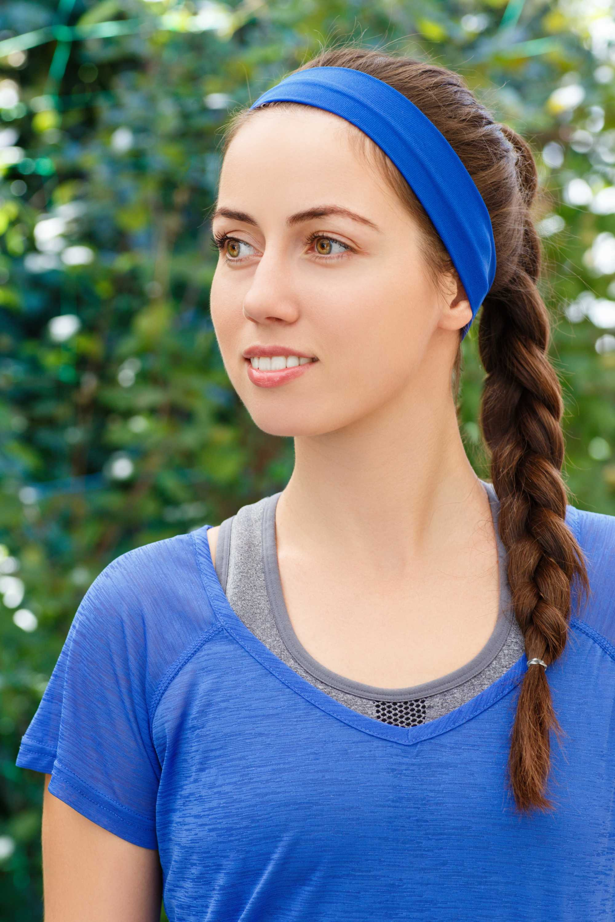 Braided Ponytail  How to Create the Perfect Gym Hairstyle d83633ecaeb