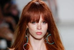 dark red hair colors to try in 2017