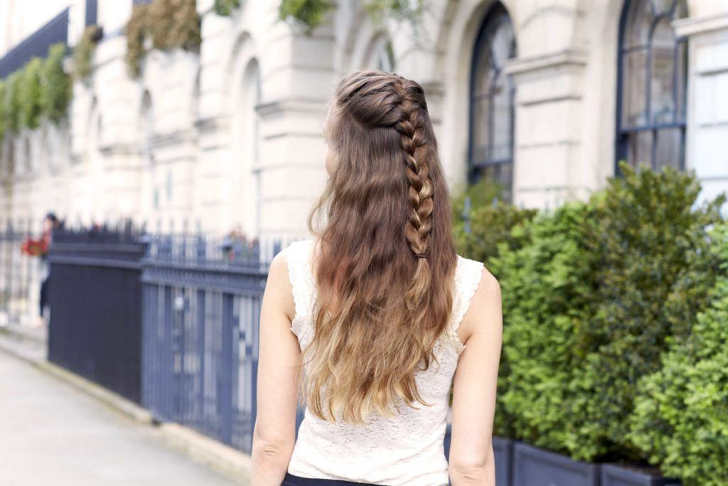 french braid hairstyles to wear over the weekend beach braid