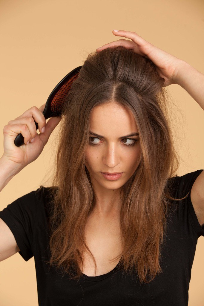 Grow hair faster 9 hair tips and advice when growing hair for Does fish oil help your hair grow
