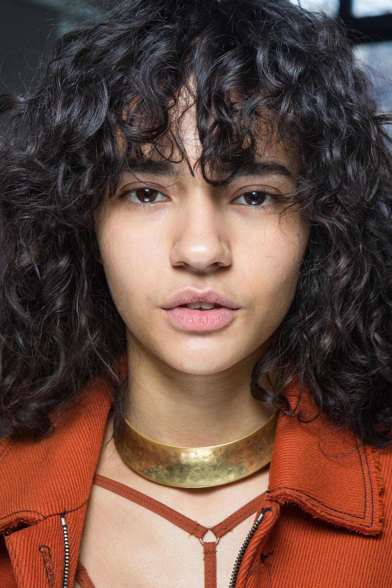 growing hair out natural wispy bangs