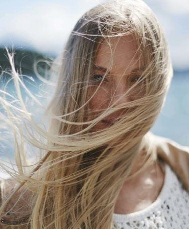 how to use dry shampoo once and for all
