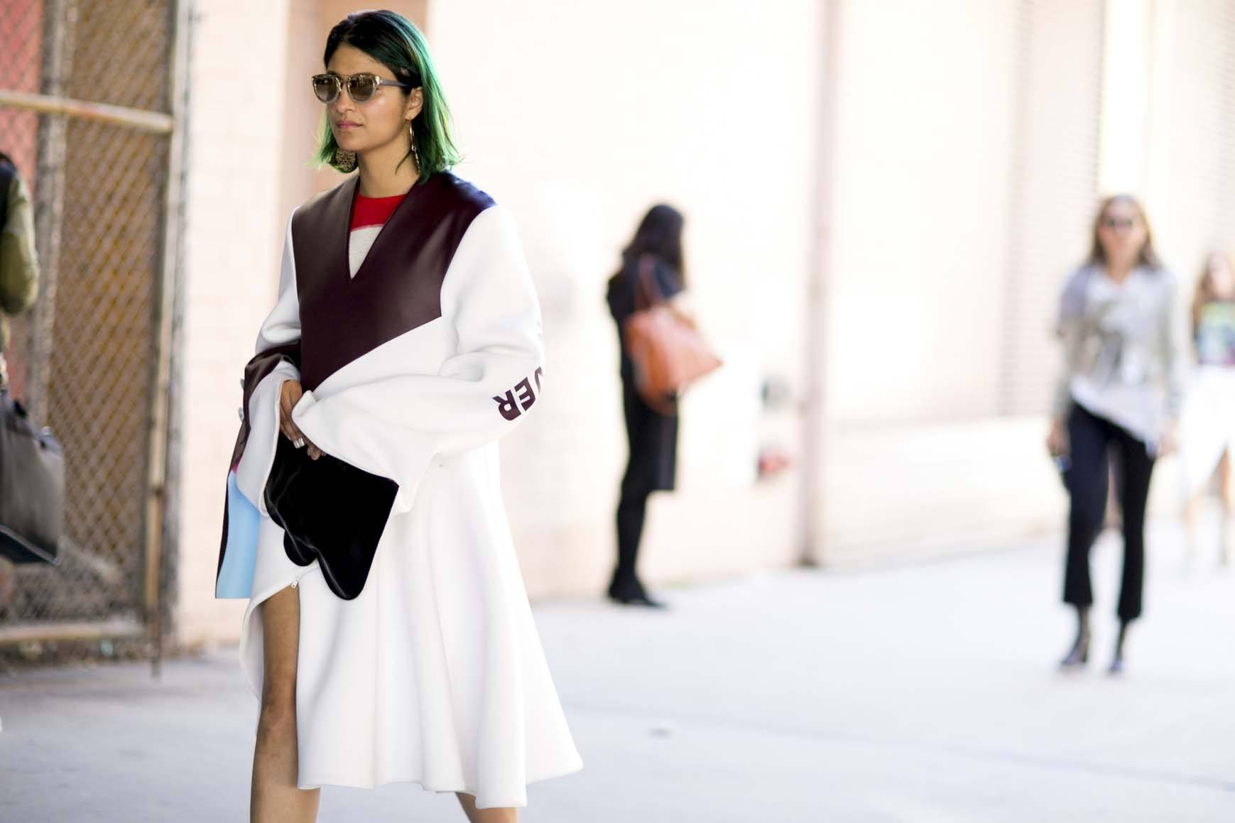 get inspired by emerald jewel toned hair colors