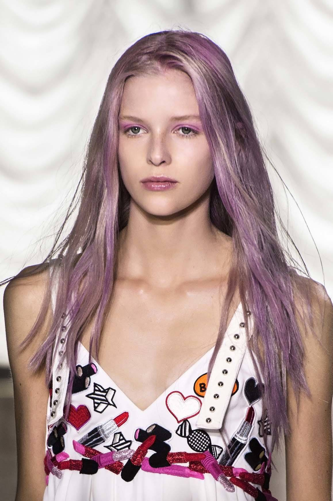 get inspired by amethyst jewel toned hair colors