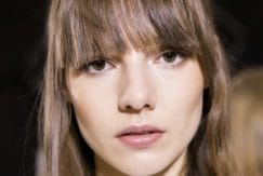 long hair bangs gallery and ideas