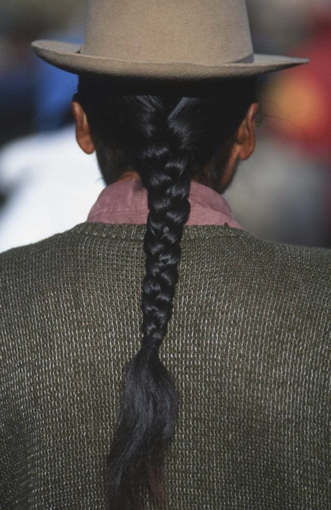 different long men's hairstyles for thick hair to wear this week