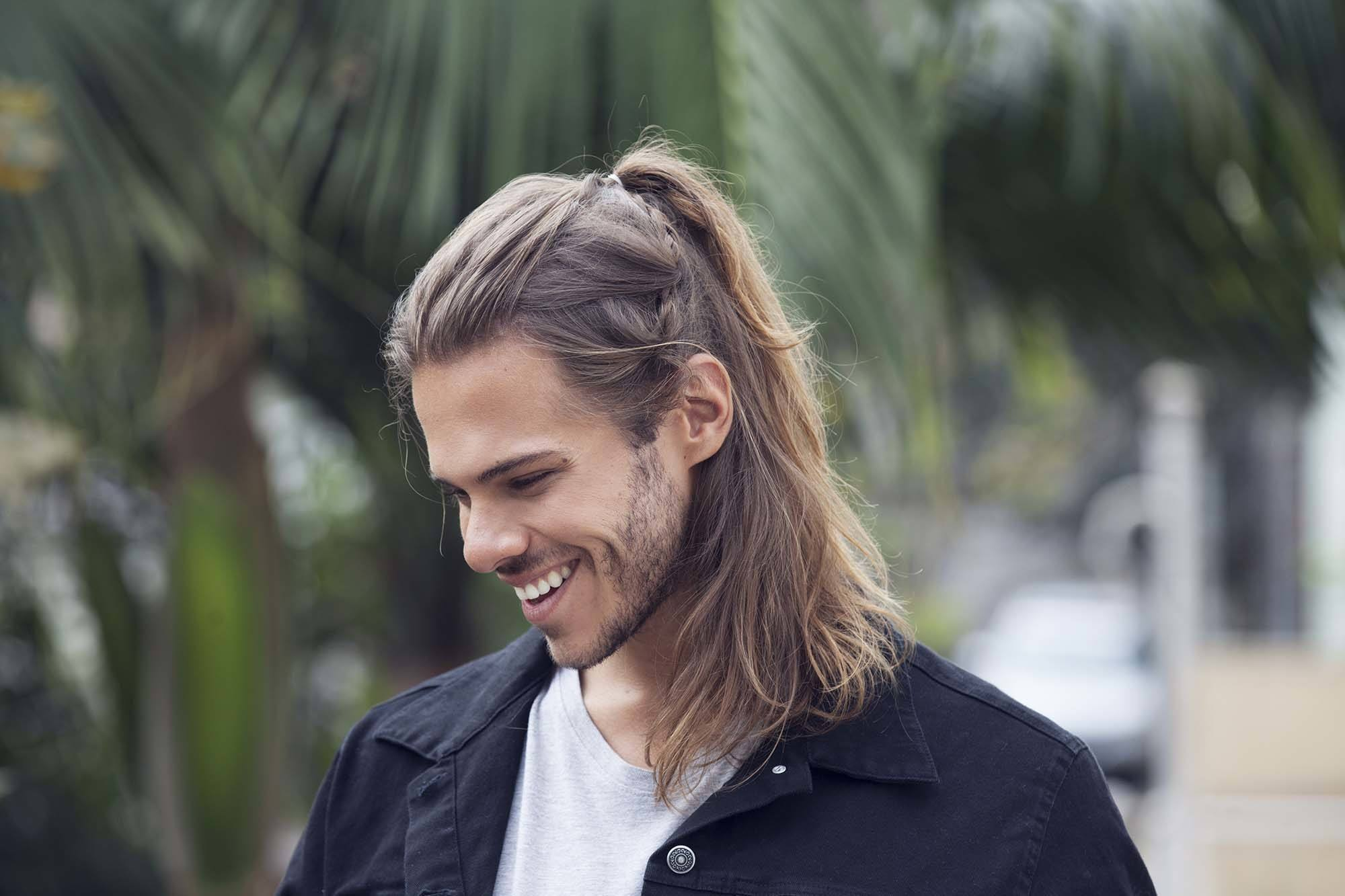 7 Trendy Long Men S Hairstyles For Thick Hair To Wear This Week