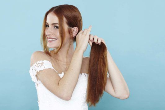 fishtail braid step-by-step guide with pigtails
