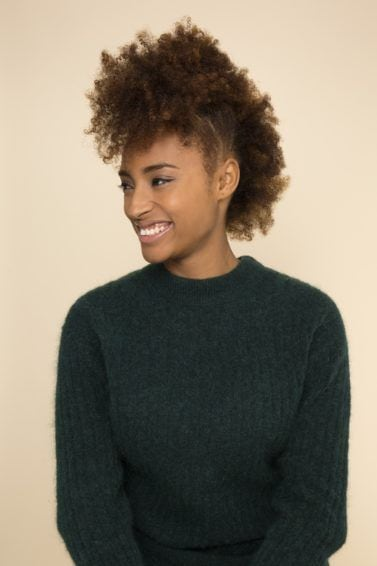 low manipulation hairstyles for short natural hair you need to try