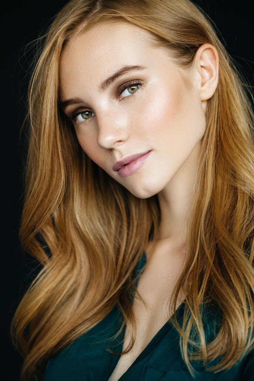Top ten hair colors for spring strawberry blonde