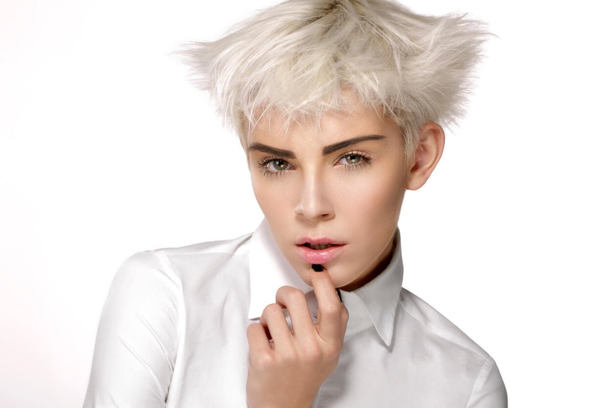 Should I get a pixie cut: Adding wings helps give your pixie cut edge.