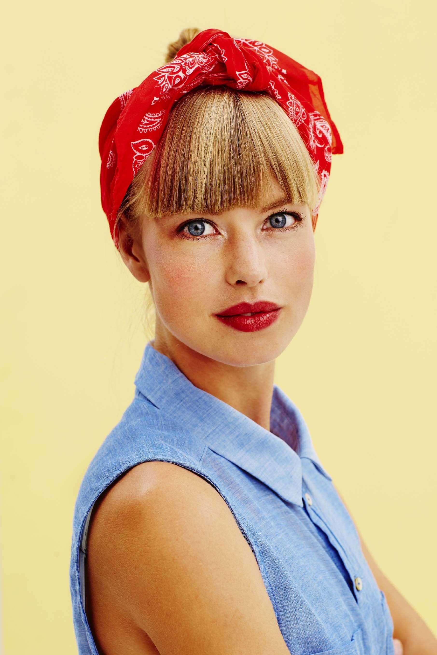 Rockabilly Hairstyles: 11 Trademarks of this Charming Vintagey Look