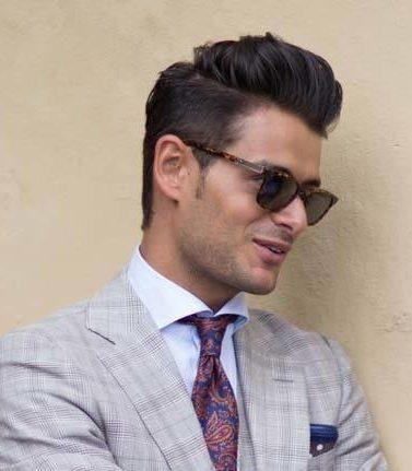 Hairstyles for Men with Thick Hair | Thick Hairstyling Ideas