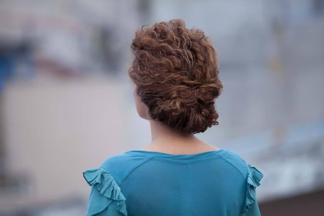 beautiful heatless hairstyles updo
