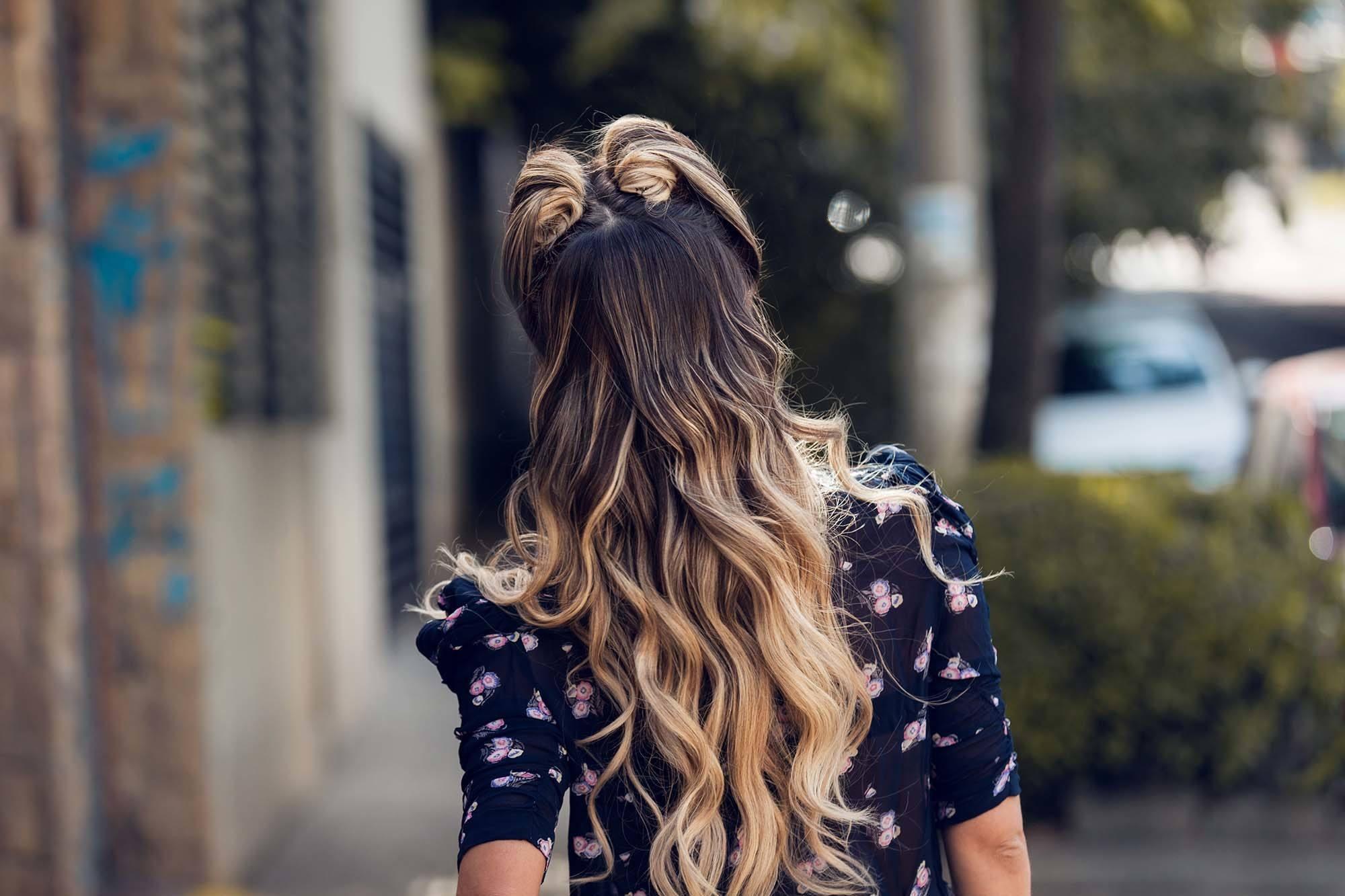 beautiful heatless hairstyles victory rolls