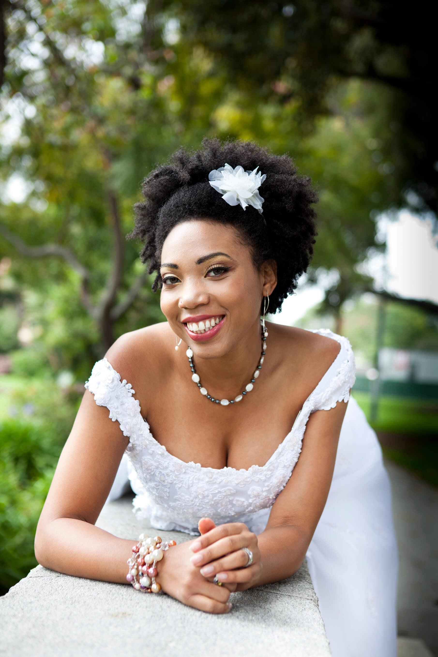 best bridal hair ideas headband
